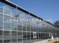 sell agricultural glass house high quality glass house