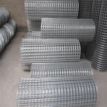 Galvanized/pvc coated welded wire mesh / 6x6 reinforcing welded wire mesh