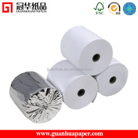 80mm or 3 1/8'' width low price thermal pos/cashier rolls