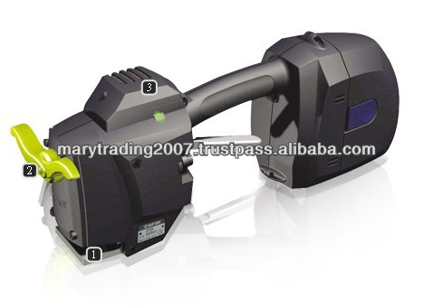 New Battery Powered Automatic Friction-weld Sealing Tool