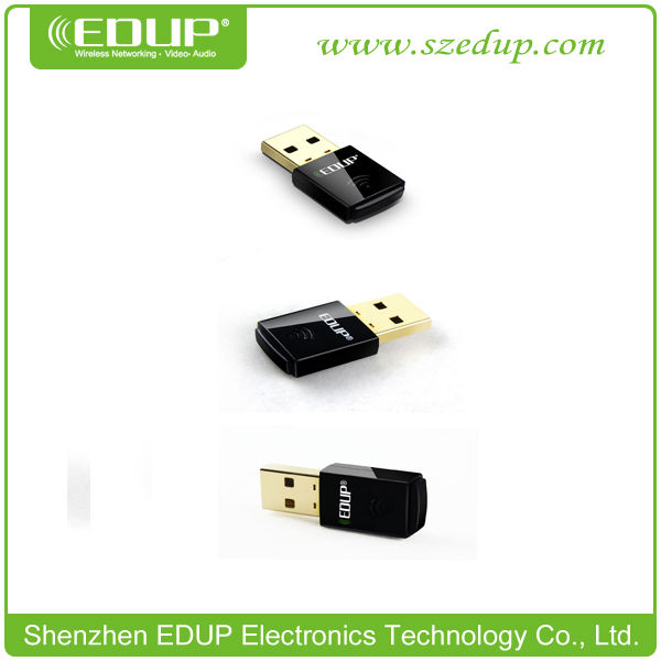 2.4GHz Frequency Range wifi dongle with 300M USB atheros Wireless Lan Adapter