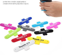 Promotional giftsTouch-u One Touch Silicone holder cellphone Holder stand