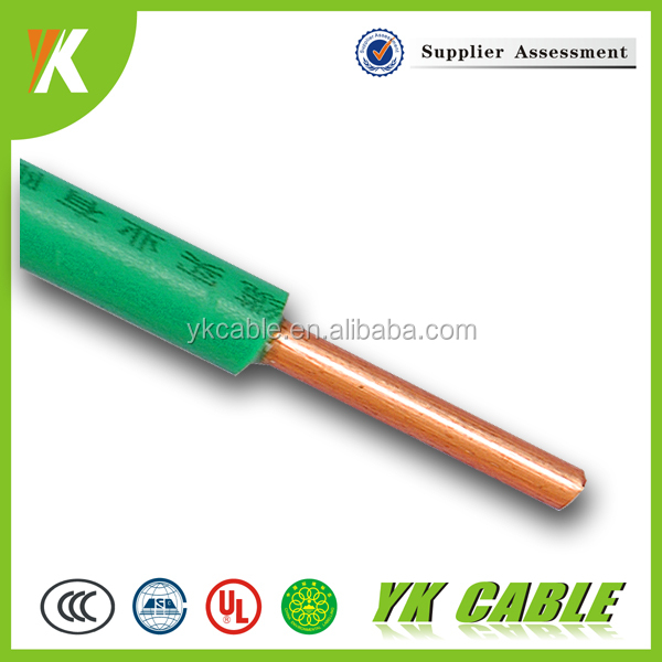 Electric wire hs code pvc cover 2.5mm wire cable