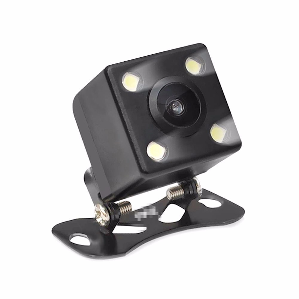 4usd Night Vision Car Reversing Dynamic Track Camera with Moving Guide line