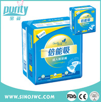 Super dry cloth supplier of disposable diaper picture
