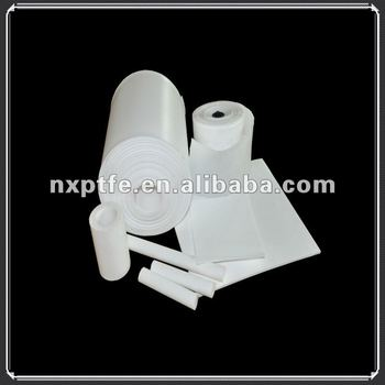 insulation material ptfe sheet rod tube