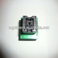 available new and original IC chips sop-8 to DIP-16 Socket