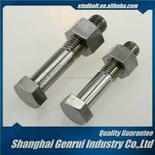 Stainless steel m12 m14 m16 m18 m20 aluminium decorative bolt and nut