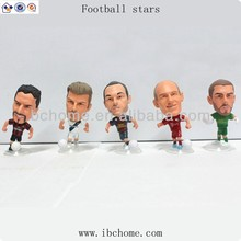 England football figure,football star toy,custom sports figurine bobblehead