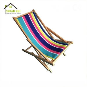 Beautiful Design Wood Swimming Pool Relax Lounge Chair For Sale