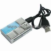 usb2.0 all in 1 card reader