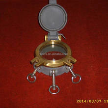 BOCHI Customized Brass Frame Porthole Side Scuttle for Ships