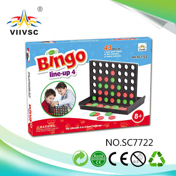 Most popular originality bingo board game for wholesale