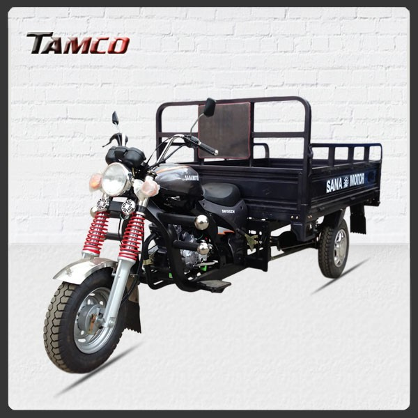 TAMCO Hot sale T150ZH-WFmotorcycle 3 wheel motorcycle tricycle