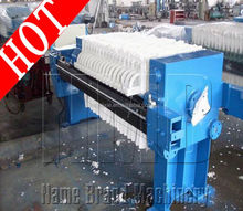 2014 hot selling small oil filter press