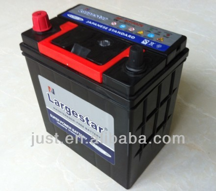 Lead-acid battery MF car battery 12V NS40Z 36Ah
