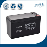 Free Maintenance Type and 12v 7ah 20hr Battery for solar