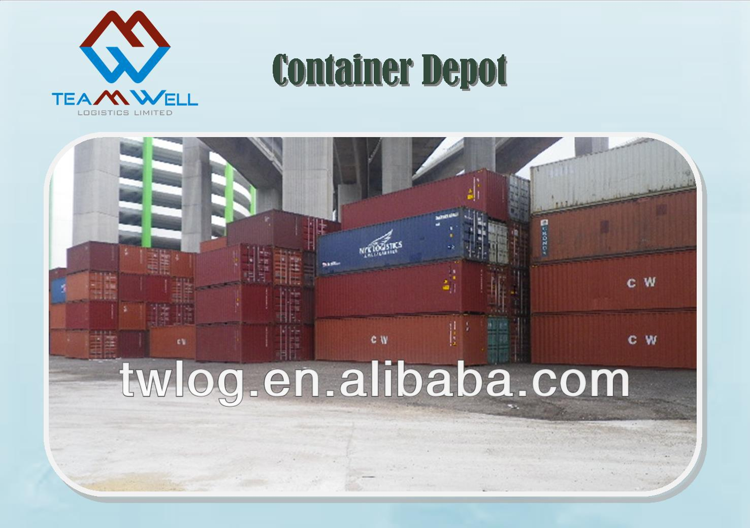 Hong Kong Container depot & Warehouse