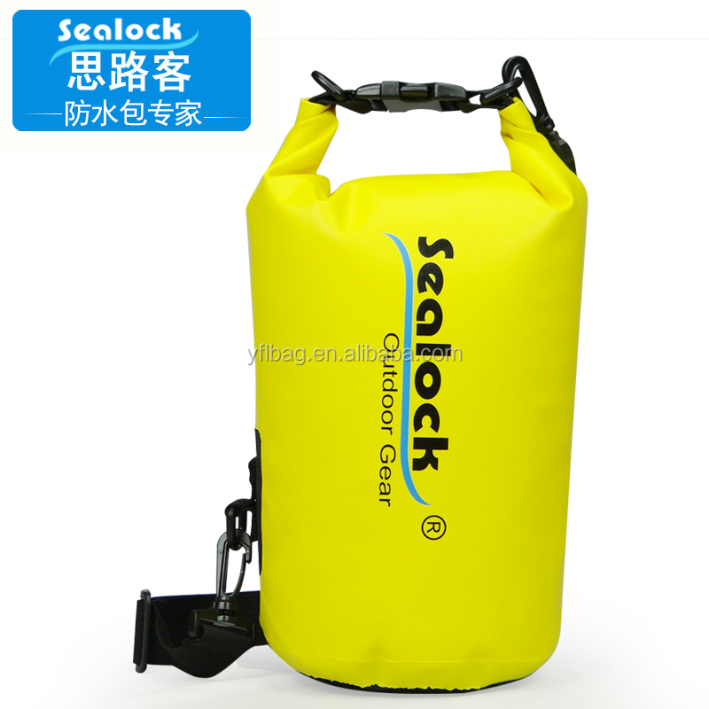 waterproof dry bag PVC tube bag for kayak
