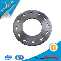 Made in china spun pile steel end plate