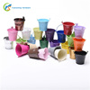 Power Coated Metal Mini Planter flower pots