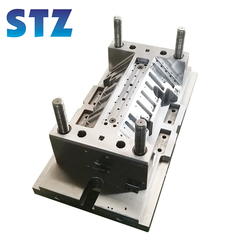 Customized S50 Aluminum Plastic Injection Mould For Medical
