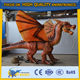 CET-N-95 Buy High Quality Fire Dragon Jurassic Park Animatronic Dinoaur Model from Zigong City by Cetnology