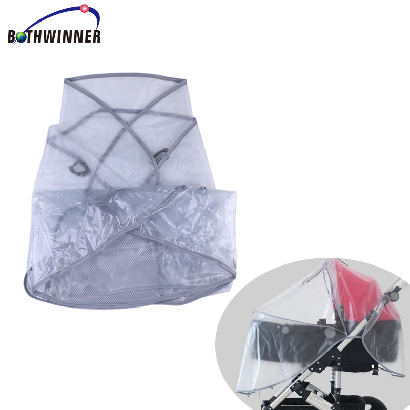 Rain cover for baby strollers pushchairs ,h0t8yf rain cover baby triple stroller for sale