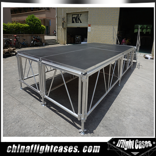 used stage curtains for sale aluminum stage custom with stairs