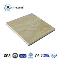 Stone series-aluminum composite wall panels composite honeycomb panels