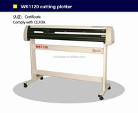 gwieke WK 1120 For Cutting Color PVC Vinyl Stickers Computer Cutting Plotter Machine