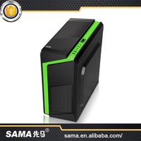 SAMA Brand New Exclusive High Glossy Front Panels Micro Atx Computer Pc Case
