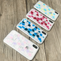 2018 Custom Waterproof Fancy Mobile Back Covers Cell Phone Case for Iphone