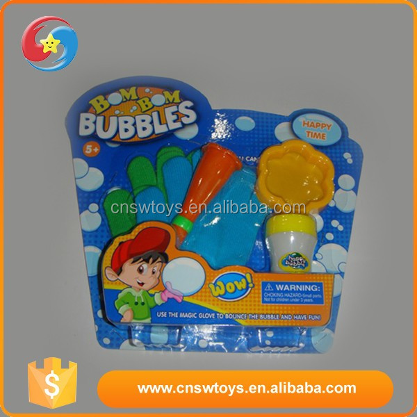 Wholesale unique design funny children toy bubble gun with no battery