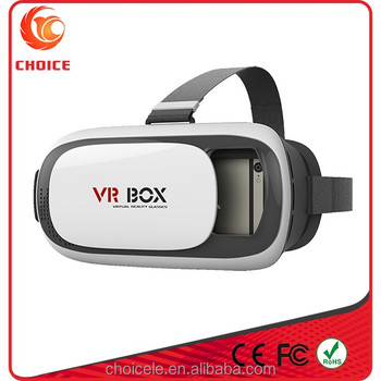 2017 Best Factory Price Ebay Amazon Online Shopping Home Theater Projectors Virtual Reality VR Headset 3D Glasses 3D VR BOX