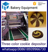 HYSSGJ-1000 bakery equipment china manufacturer small cookie machine fortune cookie making machine cookie depositor machine
