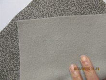 100% auto car non woven polyester punching felt