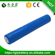 High Capacity NI CD Rechargeable C Battery Pack For Flashlight Torch