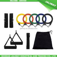 Latex slastix resistance bands kits