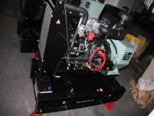 10kw diesel generator price, engine power by Perkins, 403D-15G1, coupled with Stamford, Leroy somer, Mecc alte alternator