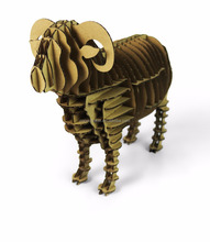 12 chinese zodiac animals eco-friendly material