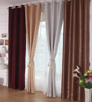Machine Washable and Fireprooft Blackout High Grade 4-star Hotel Curtain/Curtain Fabric /Window Treatment