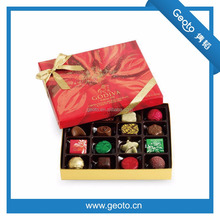 Full Color Printed Chocolate packaging Cardboard Box