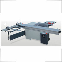 MJ6132YA High Precision Panel Furniture Sawing Machine/Woodworking Sliding Table Saw with Manual Tilting Saw Blade