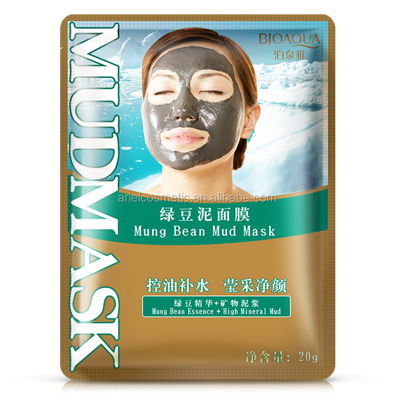 Volcanic Rock minerals deeply cleansing pores facial blackhead mask