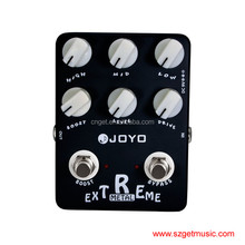 JF-17 Guitarra Violao Guitar Effect Pedal Extreme Metal Distortion for Musical Instrument