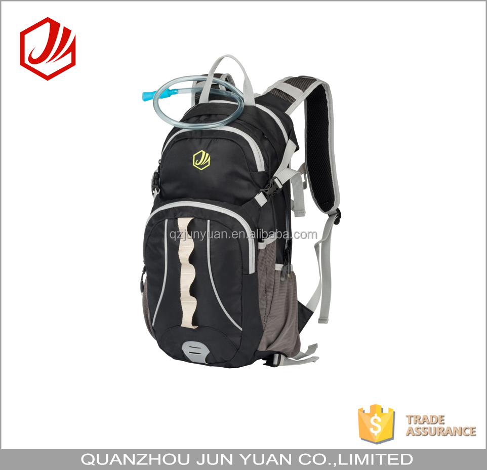 High quality holographic hydration pack 2L bladder with internal frame