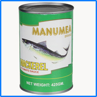 210g best sales canned mackerel fish 425g