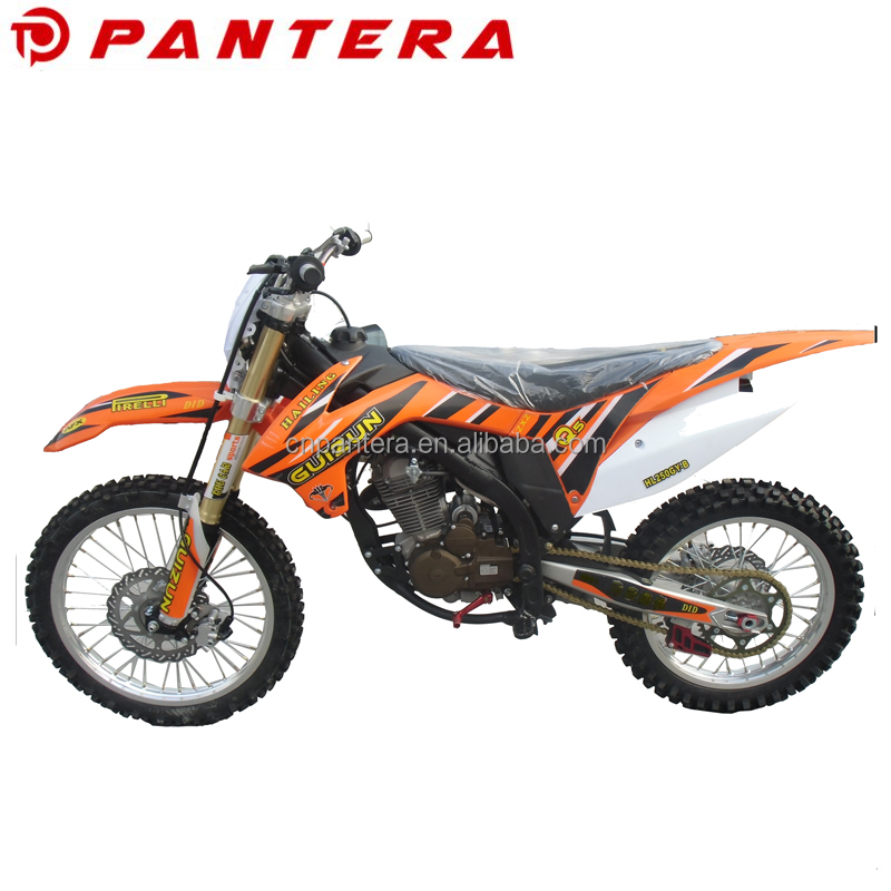 2016 Off Road Type Cheap Price Gas Powered Dirt Bike for Kids