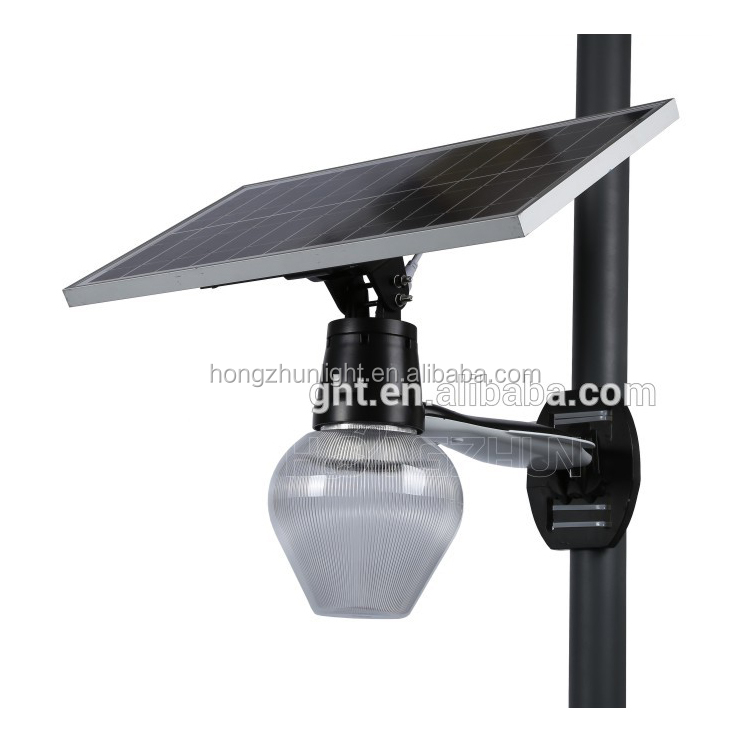 9w Waterproof Solar LED Garden Light , led solar light outdoor Wall Lamp for Fence Yard Decoration